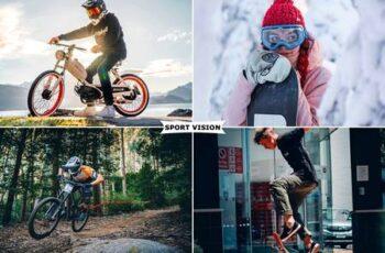 Sport Vision Photoshop Action 4991924 2
