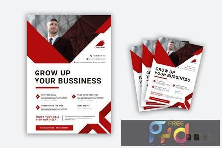 Marketing Agency Flyer TSTWBT6 1