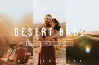Warm Vibrant DESERT BABE LR Presets 5181847 5