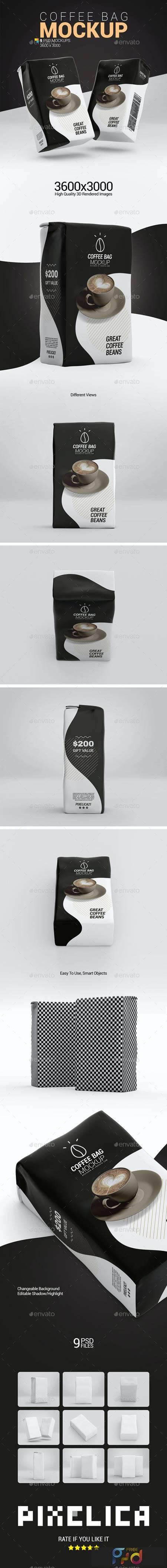 Coffee Paper Bag Mockup 26114957 1