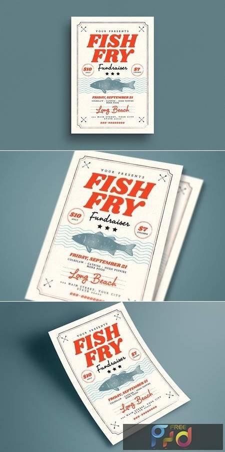 Fish Fry Flyer 7CKKC9 1