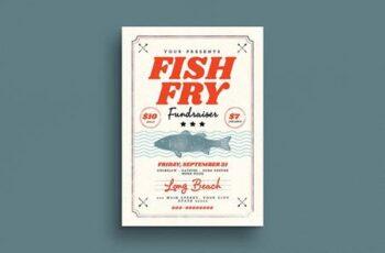 Fish Fry Flyer 7CKKC9 3