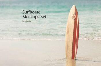 Surfboard Mockups Set 5215163 4