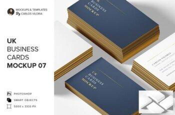 UK Business Cards Mockup 07 5217179 9