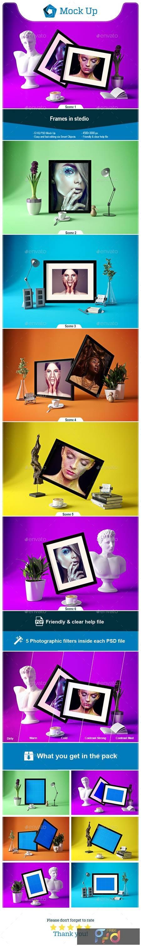 Frames in Studio 23058886 1