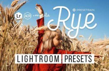 Rye Lightroom & ACR Presets 5305718 3