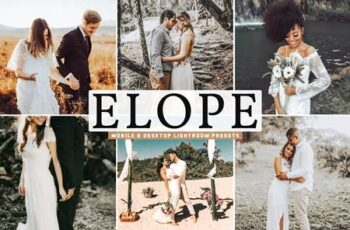 Elope Mobile & Desktop Lightroom Presets C9XVCB3 2