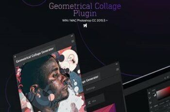 Geometrical Collage Generator - Photoshop Plugin 26668737 5