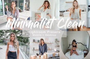 Minimalist Clean - Lightroom Presets Pack QPGEAXP 4