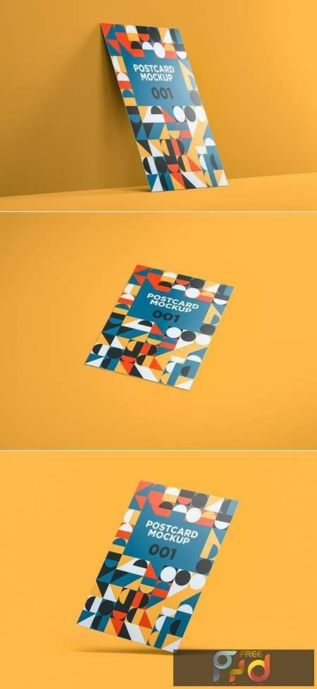 Postcard Mockup 001 SDZJRAU 1