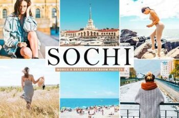 Sochi Mobile & Desktop Lightroom Presets 5300035 3