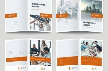 Solutions Inc – Brochure Template for Indesign, Photoshop and Word 24904739 3