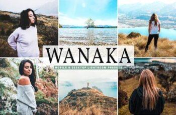 Wanaka Mobile & Desktop Lightroom Presets 5300023 5
