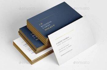 UK Business Cards Mockup 08 27826313 5