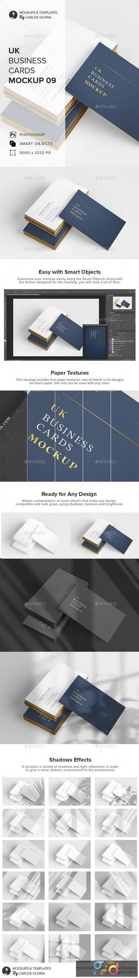 UK Business Cards Mockup 09 27826545 1