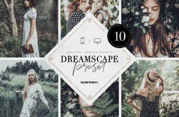 Dreamscape Lightroom Presets Bundle 5251136 6