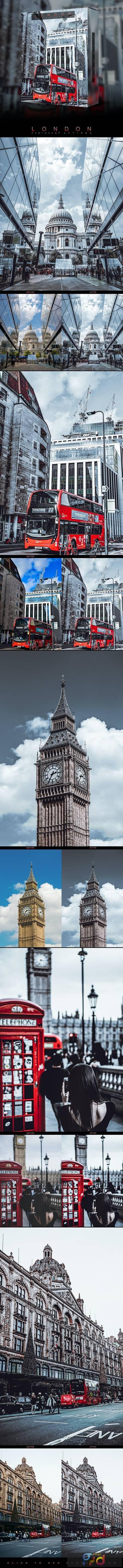 Famous Citys - London - Photoshop Action 26697744 1