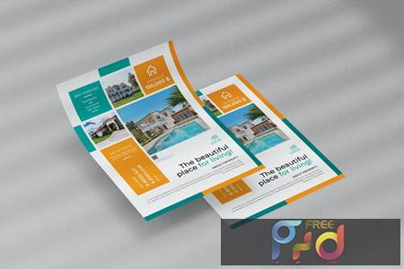 Real Estate Flyer Template JAJGMCB 1