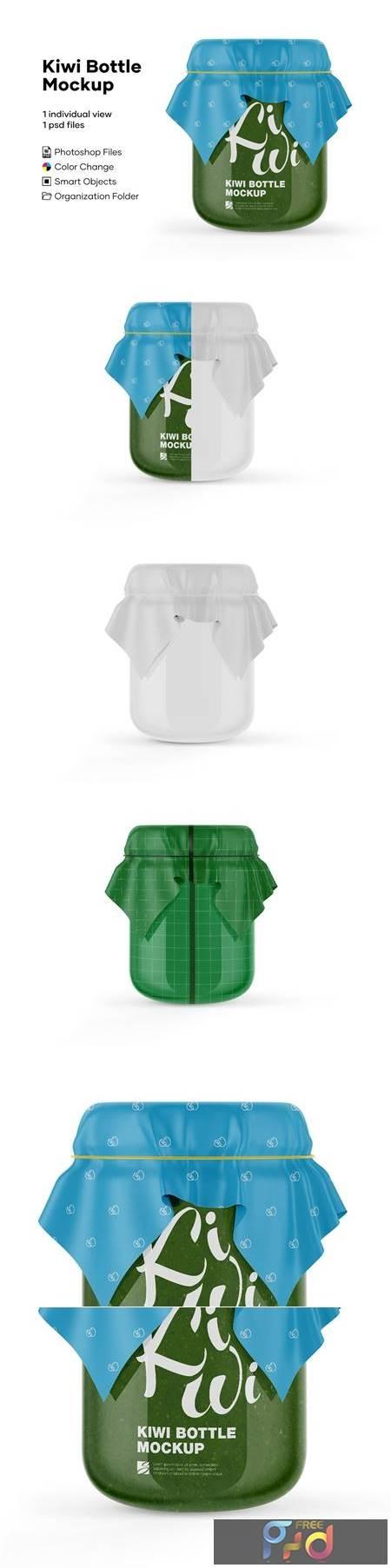 Kiwi Bottle Mockup 5224093 1