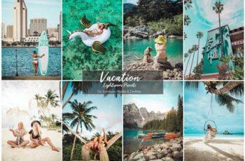 Vacation Lightroom Presets 5203607 7