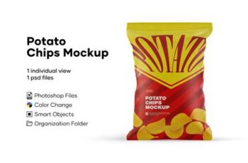 Potato Chips Mockup 5224104 3