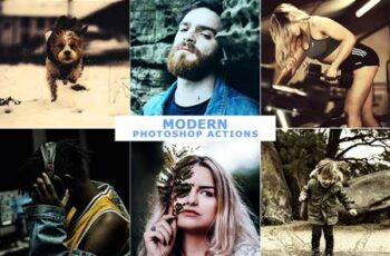 40 Modern Photoshop Actions 5 4699333 3