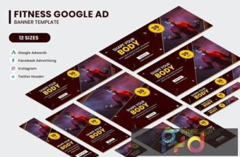 Fitness Google AD Template RWY2ACG 13
