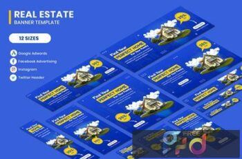 Real Estate Google AD Template XVQAE52 11