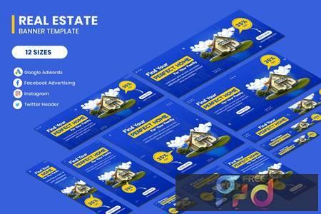 Real Estate Google AD Template XVQAE52 1
