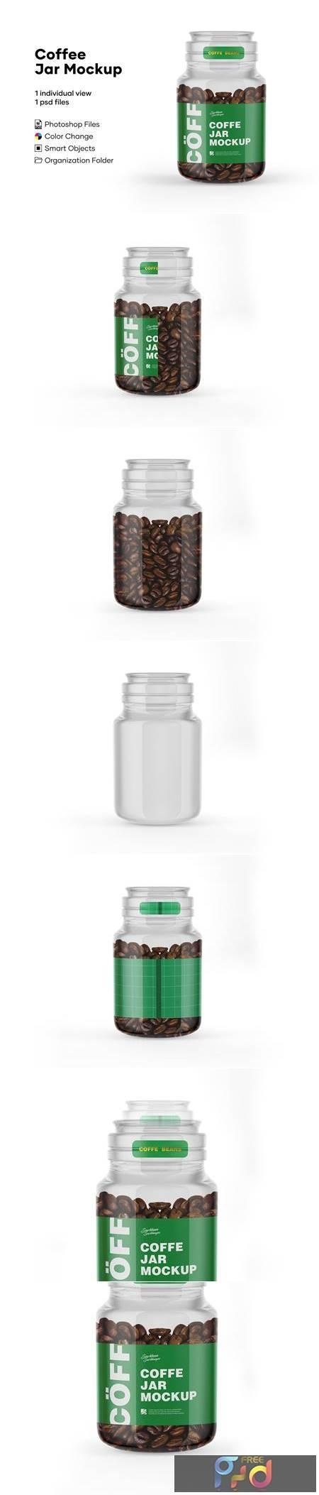 Coffee Jar Mockup 5224028 1