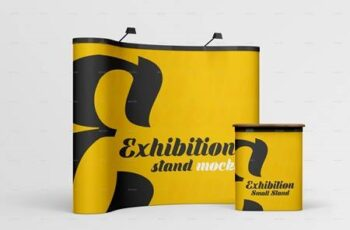Exhibition Stands Mockup Set 27914153 2