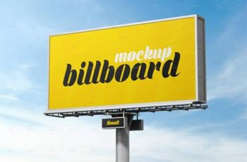 Outdoor Billboard Mockup Set 27902752 7