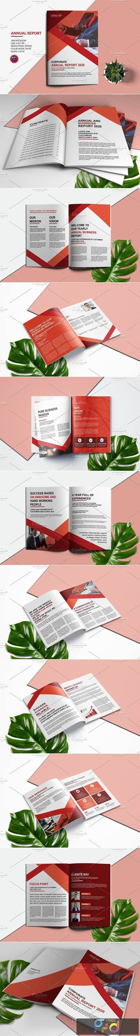 Annual Report Template V982 4442276 1