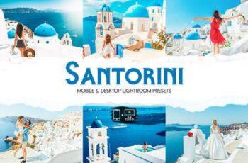 Santorini - 15 Premium Lightroom Presets 27933164 7