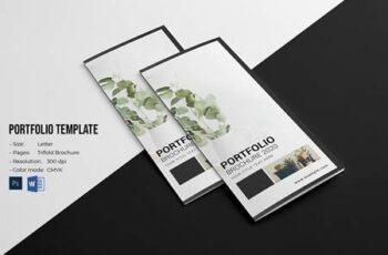 Portfolio Brochure Template 4516825 4