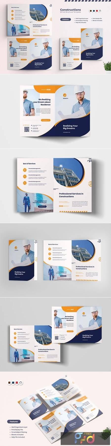 Constructions BiFold Brochures ZRRA77S 1