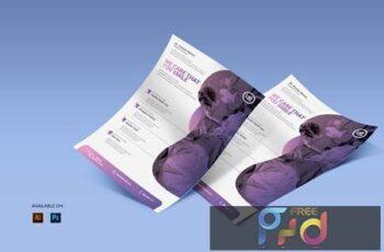 Dental Clinic - Flyers Design DJ4B2MP 3