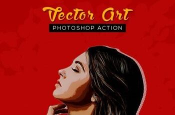 Vector Art Photoshop Action 26874962 14