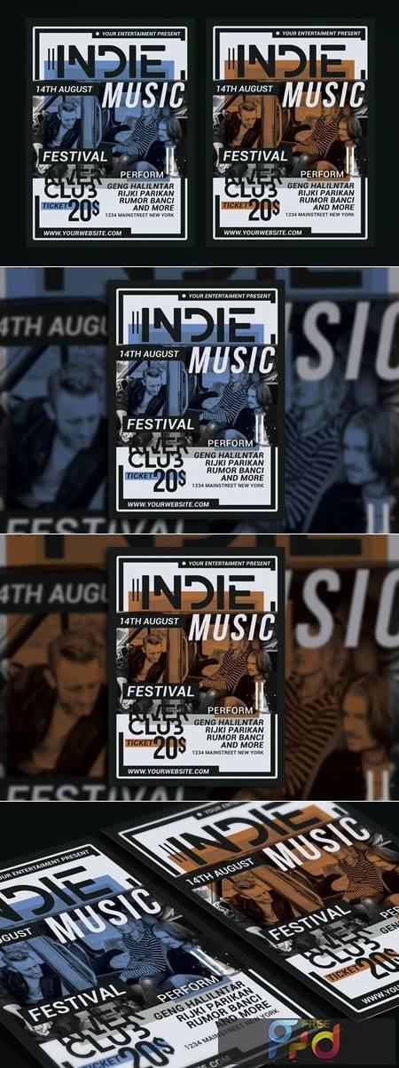 Indie Music Festival EDRC3DF 1