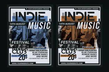 Indie Music Festival EDRC3DF 2