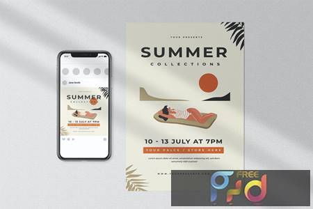 Summer Collection Flyer UVZKD4R 1