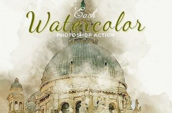 Each Watercolor Photoshop Action 27055027 13