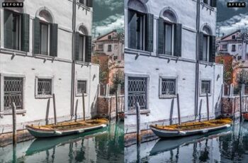 Famous Citys - VENICE - Photoshop Action 26810410 6