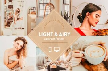Light and Airy Warm Lightroom Preset 4741969 3