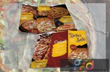 Modern Brush Pizza - Brochure 4KN9HX7 1