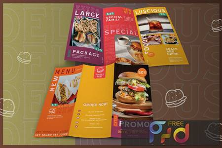 Urban Fast Food - Brochure Y8JDEZG 1