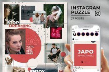 Japo - Instagram Puzzle 27356708 3