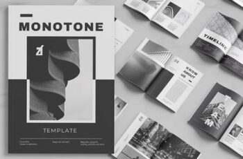 Monotone magazine multi-purpose book 5243100 3