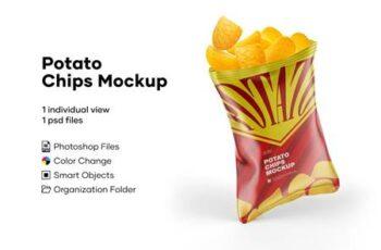 Potato Chips Mockup 5224073 7