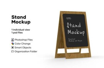 Stand Mockup 5234223 4